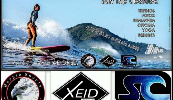 1ª Surftrip Talkin' Surfing & Yoga Ubatuba