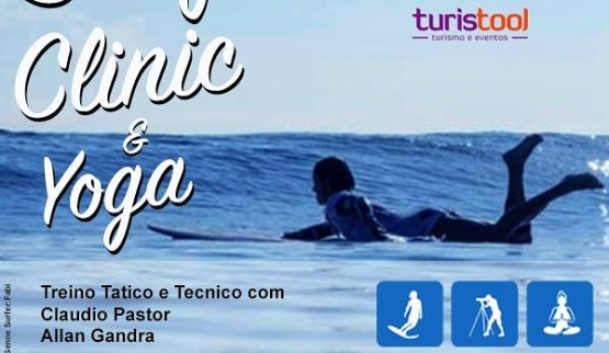 Surf Clinic & Yoga